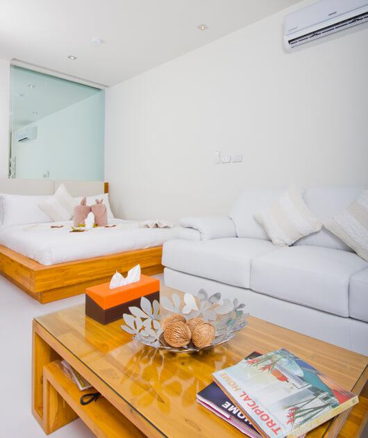 studio garden suites